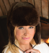 Custom fit Beaver Fur Hats
